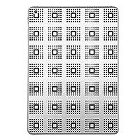 第2世代 第3世代 第4世代 iPad 共通 スキンシール apple アップル アイパッド A1395 A1396 A1397 A1416 A1430 A1403 A1458 A1459 A1460 タブレット tablet シール ステッカー ケース 保護シール 背面 人気 単品 おしゃれ モノトーン 模様 四角 012020