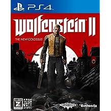 ウルフェンシュタインII:ザ ニューコロッサス 【CEROレーティング「Z」】 - PS4