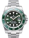 ROLEX グリーン サブマリーナ デイト (Green Submariner Date) [新品] / Ref.116610LV [並行輸入品]