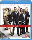 CHUCK/チャック  〈ファイナル〉 コンプリート・セット(2枚組) [Blu-ray]