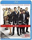 CHUCK/チャック〈ファイナル・シーズン〉 コンプリート・セット[Blu-ray/ブルーレイ]