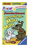 Ravensburger カードゲーム 20347 Ravensburger 20347 マウス・シュラウ & ベレンスターク ムービングマウス 子供用カードゲーム