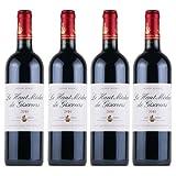 【赤ワイン4本セット】ル・オーメドック・ド・ジスクール 2011 750ml 赤ワイン フルボディ