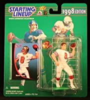 STEVE YOUNG / SAN FRANCISCO 49ERS 1998 NFL Starting Lineup Action Figure & Exclusive NFL Collector Trading Card by Starting Lineup