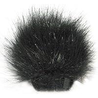 WindTech MM-1 Mic-Muff - Black fits Sony DCR-VX1000 2000* DCR-VX2100* and ECM-MS907 908c [並行輸入品]
