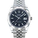 ロレックス ROLEX デイトジャスト 41 126334 新品 腕時計 メンズ (W185921) [並行輸入品]