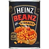 Heinz Baked Beans and Sausages, 420g