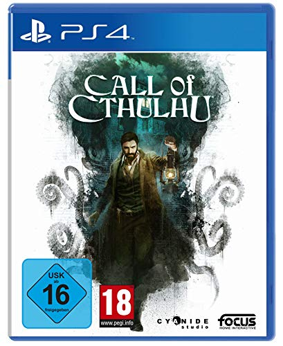 Call Of Cthulhu (PlayStation PS4)