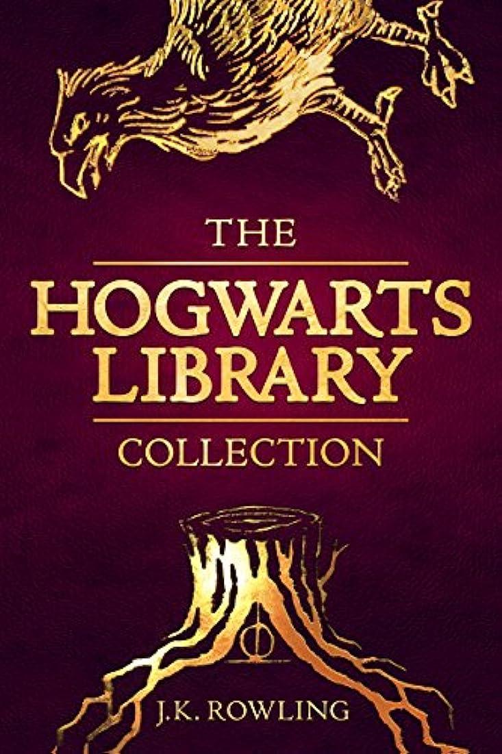 切り離す郡鼻The Hogwarts Library Collection (Hogwarts Library book) (English Edition)
