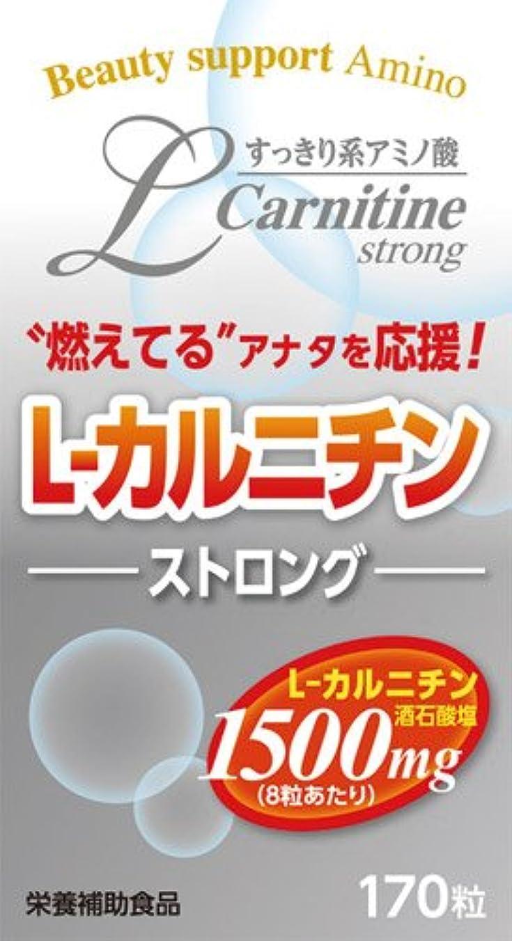 思い出す閃光代名詞L-カルニチンストロング 170粒
