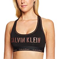 Calvin Klein Women's Modern Cotton Crop Bra