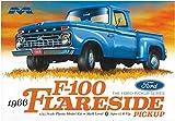 メビウスモデル 1/25 1966年型 フォードF-100 フレアーサイド ピックアップ プラモデル MOE1232