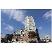 【風景ポストカード】大阪府大阪市北区阪急百貨店のある風景はがきハガキ【ポストカードのAIR