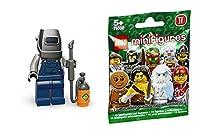 レゴ ミニフィギュア シリーズ11 溶接工 | LEGO Minifigures Series11 Welder【71002-10】