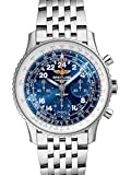 [ブライトリング] BREITLING 腕時計 ナビタイマー コスモノート ブルー A020C17NP メンズ 新品 [並行輸入品]