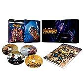 アベンジャーズ/インフィニティ・ウォー 4K UHD MovieNEXプレミアムBOX(数量限定) [4K ULTRA HD + 3D + Blu-ray + デジタルコピー+MovieNEXワールド]