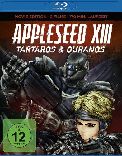 Appleseed XIII - Tartaros/Ouranos