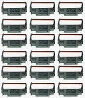 インクリボンERC 30、ERC 34、ERC 38、ERC 30/ 34/ 38互換性の影響とドットマトリックスプリンタリボンカートリッジがerc38、nk506byモンローシステムforビジネス 6-pack パープル