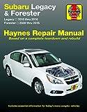 Subaru Legacy (10-16) & Forester (09-16) (Haynes Automotive)