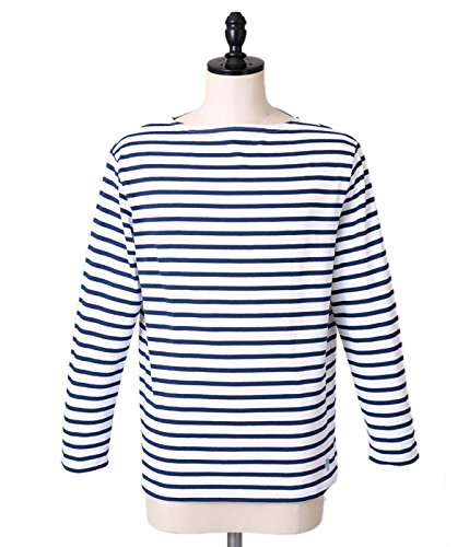 オーシバル フレンチバスクシャツ