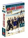 MAJOR CRIMES ~重大犯罪課~〈サード・シーズン〉 セット1[DVD]