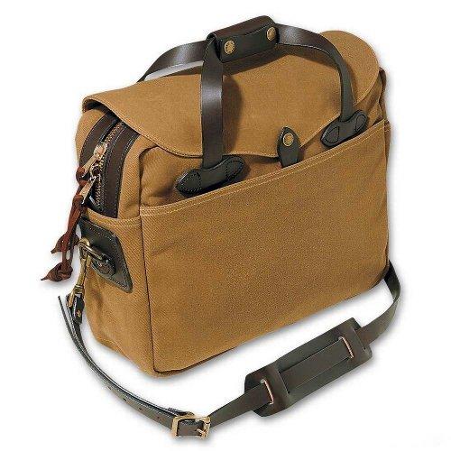 FILSON(フィルソン)70257 Large Computer Bag Briefcase(ラージ・コンピューターバッグ ブリーフケース)並行輸入品 (TAN/タン)