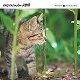 猫カレンダー 2018