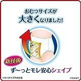 【Amazon.co.jp限定】マミーポコ パンツ L (9~14kg) 168枚(42枚×4)[ケース品]