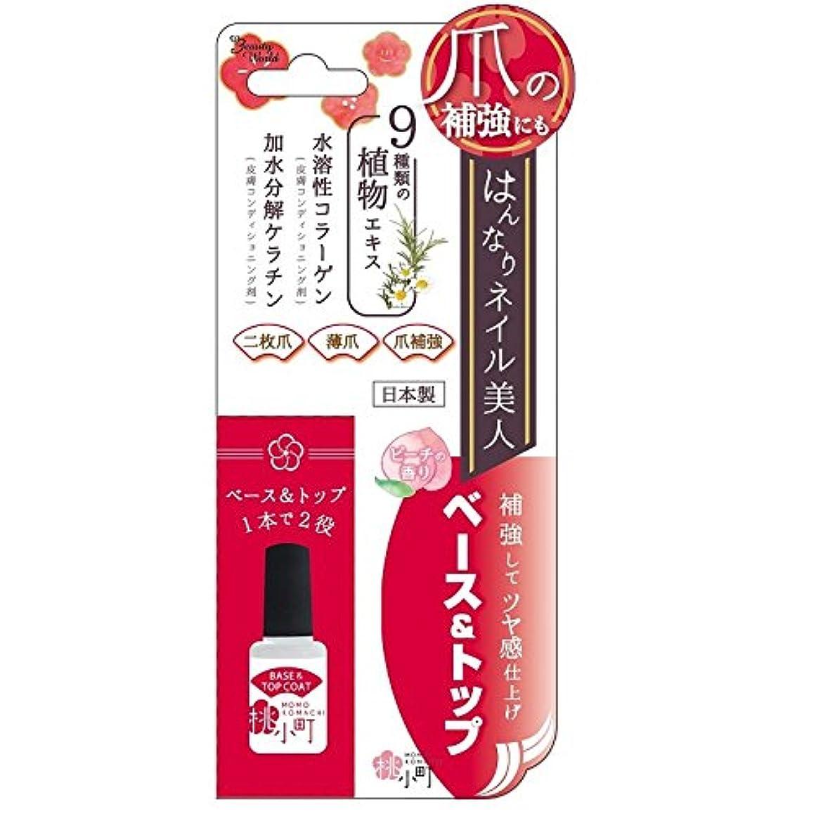 分岐するメンタル電池BW 桃小町 強化コート (6ml)