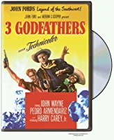 3 Godfathers [並行輸入品]