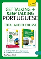 Get Talking and Keep Talking Portuguese Total Audio Course: The essential short course for speaking and understanding with confidence (Teach Yourself: Get Talking + Keep Talking)