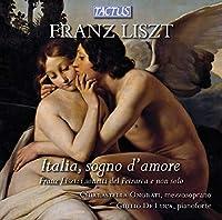 Italia Sogno D'amore: The Sonetti of Petrarca