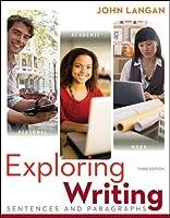 Exploring Writing: Sentences and Paragraphs