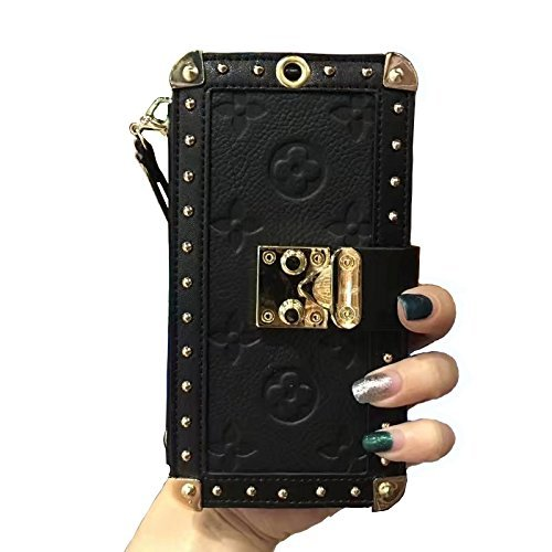 iphone8 ケース 手帳型 ブランド カード収納 財布型...