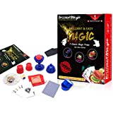 BrilliantMagic Magic Tricks Set for Kids (Red) Kids Magic