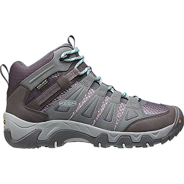 揃える壊すかけがえのない[キーン] Oakridge Mid Waterproof Hiking Boot レディース ハイキングシューズ [並行輸入品]