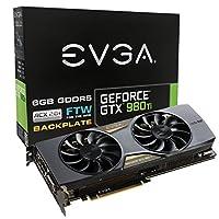 EVGA 06G-P4-4996-KR NVIDIA GeForce GTX 980 Ti 6GB graphics card