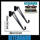 カイトボードラック RACK IT UP カイトボード/ウェイクボード専用の壁掛けラック
