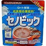 【ポスト投函送料無料】 セノビック ミルクココア味 112g×2袋 【ロート製薬】