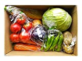 京都産無農薬・無化成の野菜8種類セット(合計約2kg)