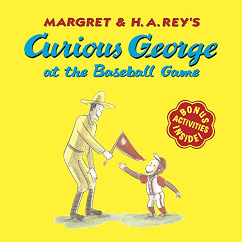 Curious George at the Baseball Gameの詳細を見る