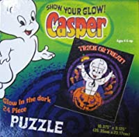 Casper the Ghostグローin theダークパズルwith Magic Motion