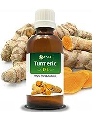 TURMERIC OIL (CURCUMA LONGA) 100% NATURAL PURE ESSENTIAL OIL 50ML