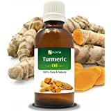 TURMERIC OIL (CURCUMA LONGA) 100% NATURAL PURE ESSENTIAL OIL 50ML
