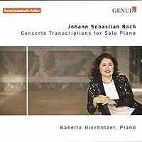 Concerto Transcriptions for So