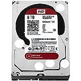 WD HDD 内蔵ハードディスク 3.5インチ6TB Red WD60EFRX / 5400rpm / SATA 6Gb/s / 3年保証