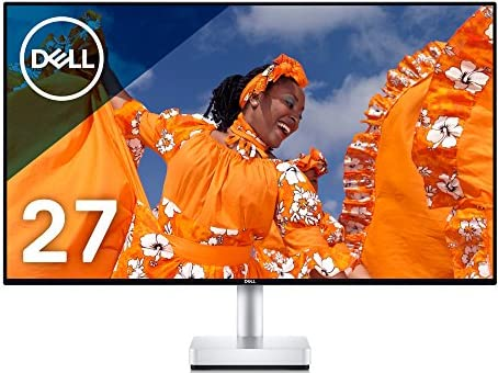 Dellディスプレイ モニター S2718D 27インチ/QHD/IPS光沢/6ms/HDMI,USB Type-C接続/sRGB99%/Dell_HDR/3年間保証