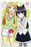 TVアニメ 俺の妹がこんなに可愛いわけがない 大判マウスパッド 桐乃&黒猫