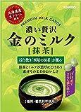 カンロ 金のミルクキャンディ 抹茶 70g×6袋