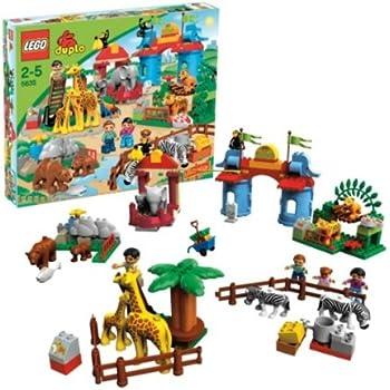 レゴ (LEGO) デュプロ みんなのどうぶつえん 5635